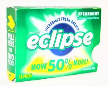 Eclipse Spearmint