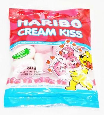 Haribo Cream Kiss