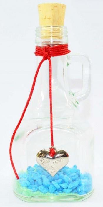 Botella Tarjeta Grande
