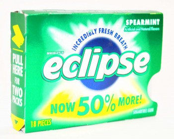 Eclipse Spearmint